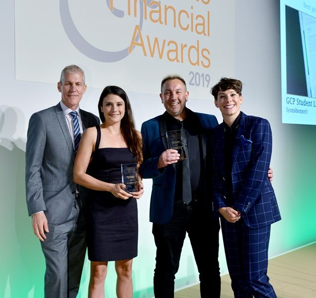 GCP Student Living plc wins Gold for Best Printed Report